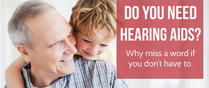 Do You Need Hearing Aids?